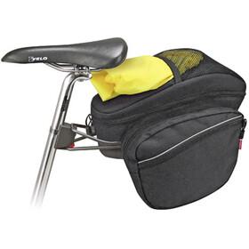KlickFix Contour Max Touring Sac porte-bagages, black